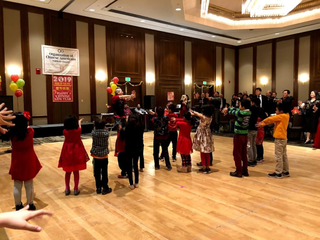OCAFC Chinese New Year Celebration